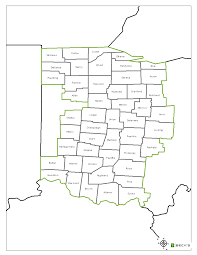 Defiance Ohio Map by Agronomy Beck U0027s Hybrids