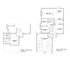bi level house floor plans modified bi level floor plans ahscgs com