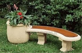 panchine per esterno panchine da esterno pmc prefabbricati e arredo giardino