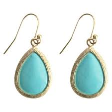 hook earrings fish hook earring turquoise target