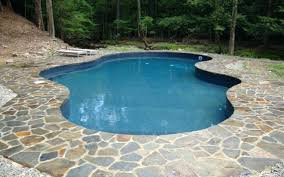 Backyard Pool Cost by Inground Swimming Pools Cost Estimate Building A Backyard Swimming