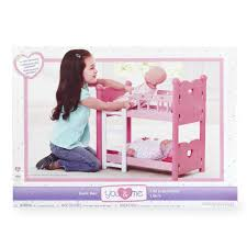 Graco Baby Doll Furniture Sets by You U0026 Me Baby Doll Bunk Bed Toys
