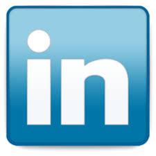 LinkedIn logo GemaaktdoorMarsja