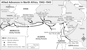 Map Of Sardinia Italy by Southern Front Maps Of World War Ii U2013 Inflab U2013 Medium