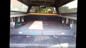Ford F 150 Truck Bed Tent - 2008 f350 home made camper completed truck bed box youtube