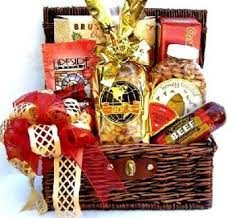 Meat And Cheese Gift Baskets Buy A Guys Favorite Gourmet Meat And Cheese Gift Basket For Men