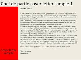 chef de cuisine definition milviamaglione com cover letter cv sles free