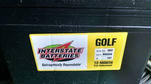 deep cycle 6 volt golf cart batteries the best cart
