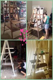 Instructables Cat Tree by Make A Cat Tree Cat Trees Wood Ladder And Cat Tree
