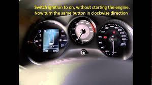 how to reset service light indicator seat leon 2008 2014 youtube
