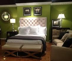 classy modern bedroom ideas elegant dark brown wall painting