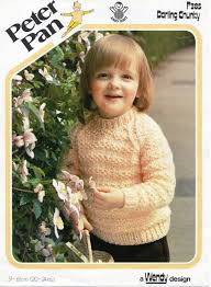knitting pattern baby sweater chunky yarn baby sweater knitting pattern pdf toddler patterned jumper 20 24