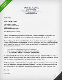 cover letter for resume template 80 cover letter exles sles free resume genius