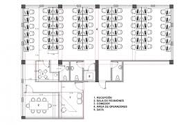 call center floor plan qumir arquitectura e interiorismo call center