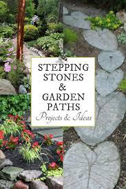 12 stepping stone u0026 garden path ideas empress of dirt