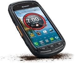 kyocera android torquext rugged smartphone by kyocera