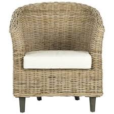 Rattan Accent Chair Barrel Rattan U0026 Wicker Accent Chairs You U0027ll Love Wayfair