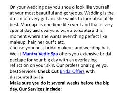 Wedding Makeup Packages Bridal Makeup Packages Delhi