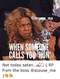 Not Today Meme - casco ma when someone not today satan rp from the boss