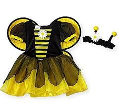 3 6 Month Halloween Costume Amazon Koala Kids Bumble Bee 2 Piece Baby Girls Halloween