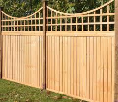 fence top trellis panels and trellis lattice top u2014 expert