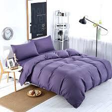 Plum Duvet Cover Set Purple Duvet Cover Sets King Xinlanisnow New Bedding Sets Smoked