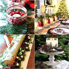 Christmas Table Decorations Centerpieces Australia