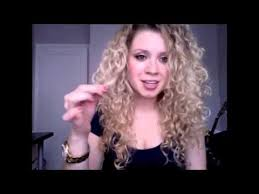 how to cut your own curly hair in layers how to cut curly hair salon and self trim tips youtube