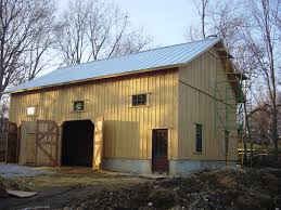bloomington illinois timber frame barn restoration