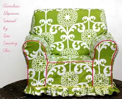 Armchair Slip Cover How To Slipcover A Chair Or An Armchair 12 Crafts Shelterness