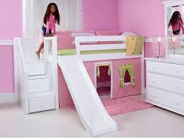 Best Toddler Bed With Slide Ideas On Pinterest Low Loft Beds - Girls bunk beds with slide