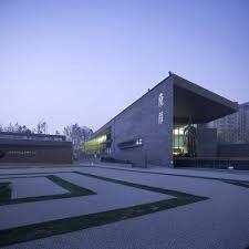 Architectural Design Gallery Of Heritage Park Of Qin Er Shi Mausoleum Lacime