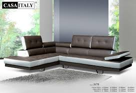 Sofa Casa Leather Casa Italy Leather Sofa F 3175 Living Room L Shape Sofa Modern