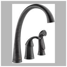 delta single handle kitchen faucet installation