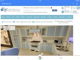 carnaby blue diy kitchens home pinterest blue diy kitchens