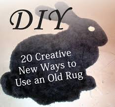 Do Rug 20 Trendy Tips To Get More Use Out Of An Old Rug