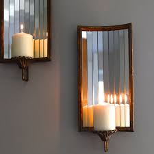 Wall Mounted Candle Sconce Modern Wall Candle Sconces U2014 Awesome Lighting Ideas