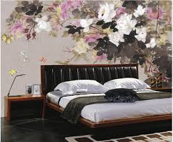 hibiscus flower wall decal floral wall decal murals primedecals floral wall murals