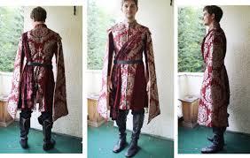 Halloween Game Thrones Costumes Joffrey Baratheon Costume Game Thrones Cosplay Voltonero