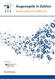 Fielmann Bad Kreuznach Augenoptik In Zahlen Branchenbericht 2015 16