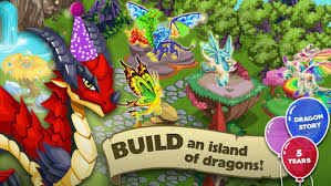 dragon story app store