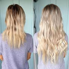 bombshell hair extensions 50 best before after extensions images on extensions