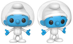 smurfs joining funko family summer nerdist