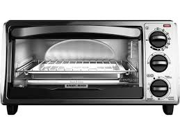 Black Decker Toaster Oven Replacement Parts Black U0026 Decker To1313sbd 4 Slice Toaster Oven Silver Black