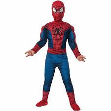 Halloween Golf Costumes Spider Man 2 Child Halloween Costume Walmart