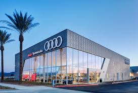 audi dealership hoehn audi temecula dempsey construction
