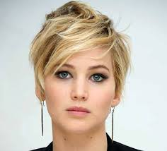 instructions for jennifer lawrece short haircut pictures all time best celebrity pixie cuts jennifer lawrence