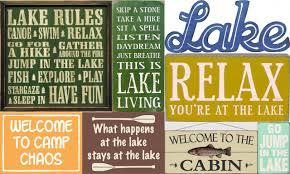 Premier Home Decor 100 Home Decor Signs Sayings Lake House Decor Live Love