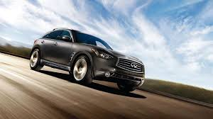 2012 Infiniti Fx50 Review Notes Oddball Looks Backed By Plenty Of