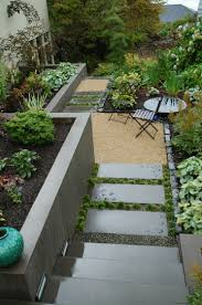 exterior finest marvellous sloped landscaping ideas for front